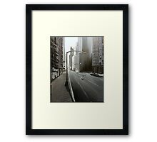 The City of Lud - The Dark Tower Framed Print