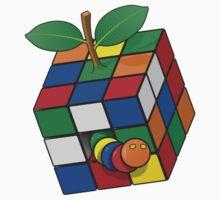 Rubik's apple One Piece - Long Sleeve