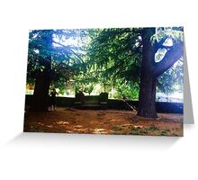 Quiet, beautiful places Greeting Card
