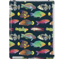 Tropical Fish of the World iPad Case/Skin