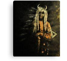 Spirit Chief Canvas Print