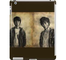 Monty and Jasper iPad Case/Skin