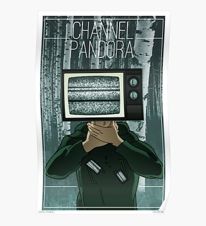 Channel Pandora: Diggory Poster
