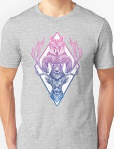 Wolfram Hart (Color) Unisex T-Shirt
