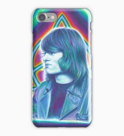 John Paul Jones of Led Zeppelin iPhone Case/Skin