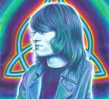 John Paul Jones of Led Zeppelin by Imahobbit