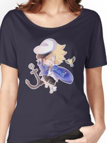 Vocaloid Oliver Chibi Women's Relaxed Fit T-Shirt
