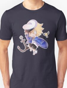 Vocaloid Oliver Chibi Unisex T-Shirt