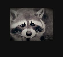 Raccoon Pencil Drawing Unisex T-Shirt