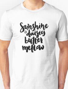 Yellow Unisex T-Shirt