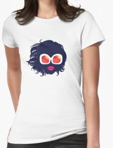 Sunglasses  Womens Fitted T-Shirt