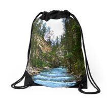 Johnstone Canyon Drawstring Bag