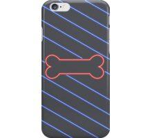 Neon Modern Pup iPhone Case/Skin