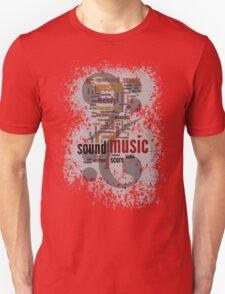 Sound Music Unisex T-Shirt