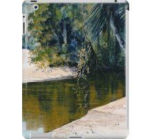 """Tidal Creek, Dunk Island"" iPad Case/Skin"