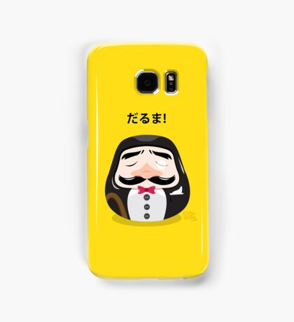 Mr Daruma Samsung Galaxy Case/Skin