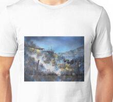 """A Cow of a Day, Yungaburra"" Unisex T-Shirt"