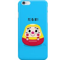 Daruma Kid iPhone Case/Skin