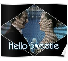 Hello Sweetie Husbands of River Song Poster
