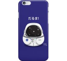 Daruma Astronaut iPhone Case/Skin