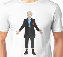 Regenerated 3rd Doctor Unisex T-Shirt