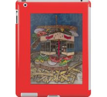 The All Star Sandwich Bar iPad Case/Skin
