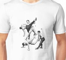 Vintage MMA | French Boxing Unisex T-Shirt