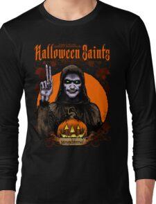 Halloween Saints: Moundshroud Long Sleeve T-Shirt