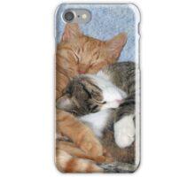Sleeping Sweeties iPhone Case/Skin