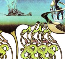 Yes - Yessongs Sticker