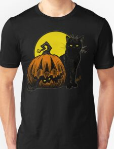 Still Life with Feline & Gourd T-Shirt