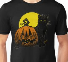 Still Life with Feline & Gourd Unisex T-Shirt