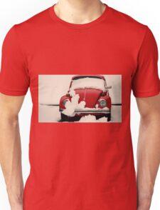 Winter Reds Unisex T-Shirt