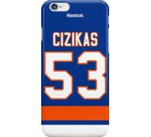 New York Islanders Casey Cizikas Jersey Back Phone Case iPhone Case/Skin