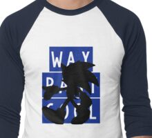 SONIC IS WAY PAST COOL Men's Baseball ¾ T-Shirt