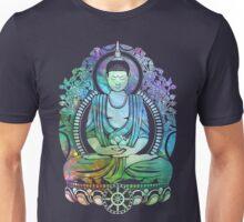 Gautama Buddha Cool Galaxy Unisex T-Shirt