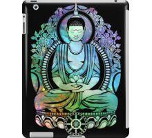Gautama Buddha Cool Galaxy iPad Case/Skin