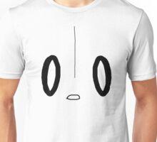 Undertale Napstablook Face Unisex T-Shirt
