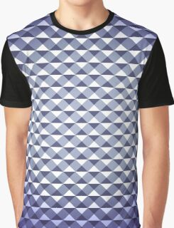 abstract triangle pattern Graphic T-Shirt