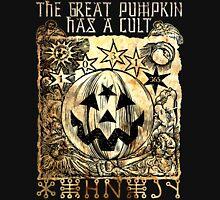 Cult of the Great Pumpkin: Sun, Moon & Angels Unisex T-Shirt