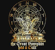 Cult of the Great Pumpkin: Winged Hourglass Unisex T-Shirt