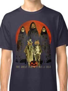 Cult of the Great Pumpkin: Trick or Treat Classic T-Shirt