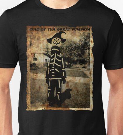 Cult of the Great Pumpkin: Tall Costume T-Shirt