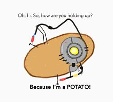 GladOs Potato Unisex T-Shirt