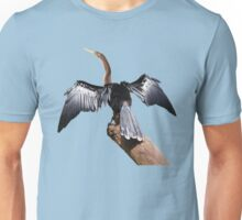 Female Anhinga Unisex T-Shirt