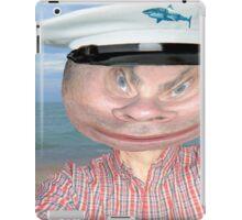 The Old Salt Spins Quite a Yarn  iPad Case/Skin