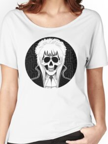 Jareth (Stack's Skull Sunday) Women's Relaxed Fit T-Shirt