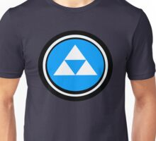 Hojo Clan Crest- Japanese Historical Samurai Unisex T-Shirt