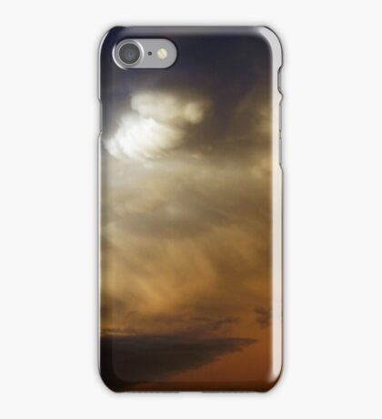 CUMULONIMBUS INCUS  iPhone Case/Skin