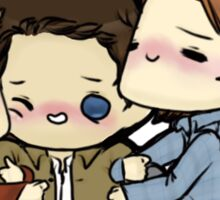 Team Free Will Hug Sticker